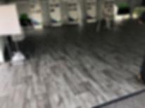Gray Vinyl Flex Floor