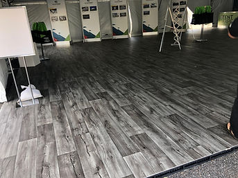 Gray Vinyl Flex Floor