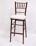 Magogany Chiavari Bar Stool Chair