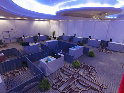 3' Trade Show Booths