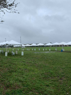 10X10 Frame Tents
