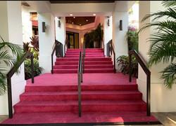 Pink Carpet Stairway
