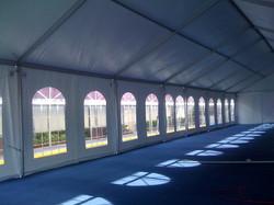 Blue Area Carpet