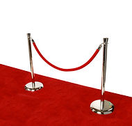Stanchion & Ropes