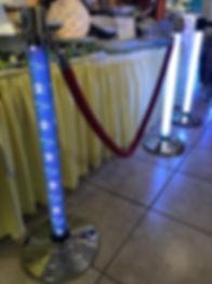 LED Stanchion