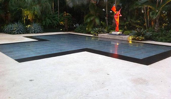 Flush Pool Cover