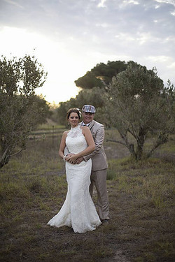 Olive Grove Wedding Photographs