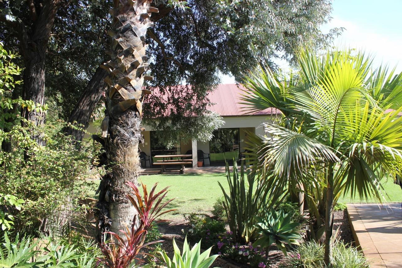 Rusticana's Tranquil Gardens