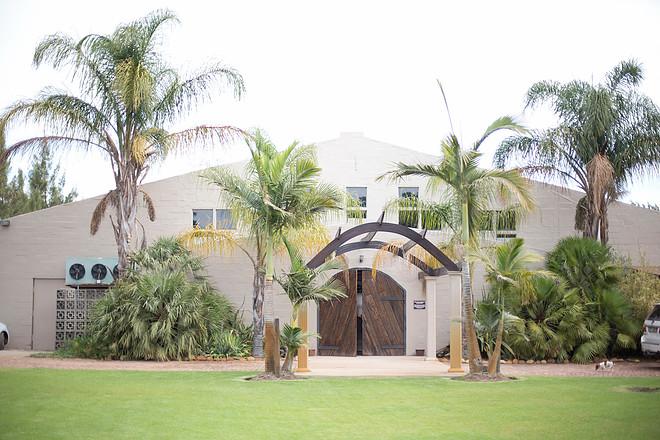 Rusticana's Hall Entrance