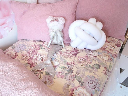 Sophia Floral Single bed Fitted Sheet