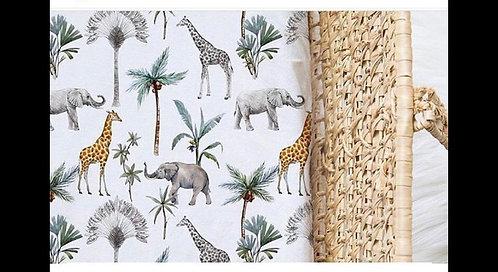 Africa Nursery Linen