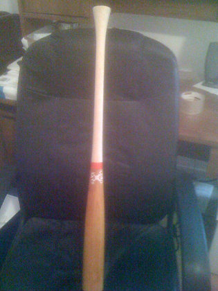 White Ash Bat #0307