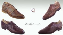 Handpainted Shoes by Carlo Salomoni