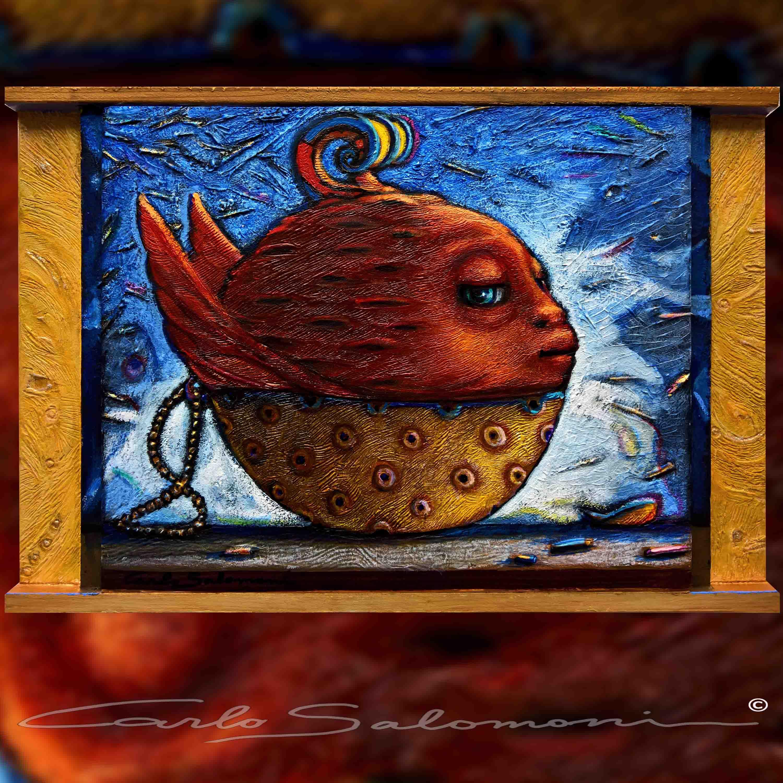 TEA FILTER FISH