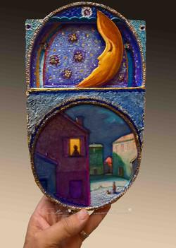 Stayhome 6 Moon-