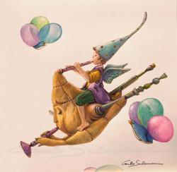 La magica cornamusa volante - 2017