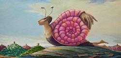METAMORPHOSIS - ( 34 x 70 cm )