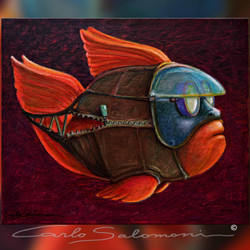 THE BIKER FISH