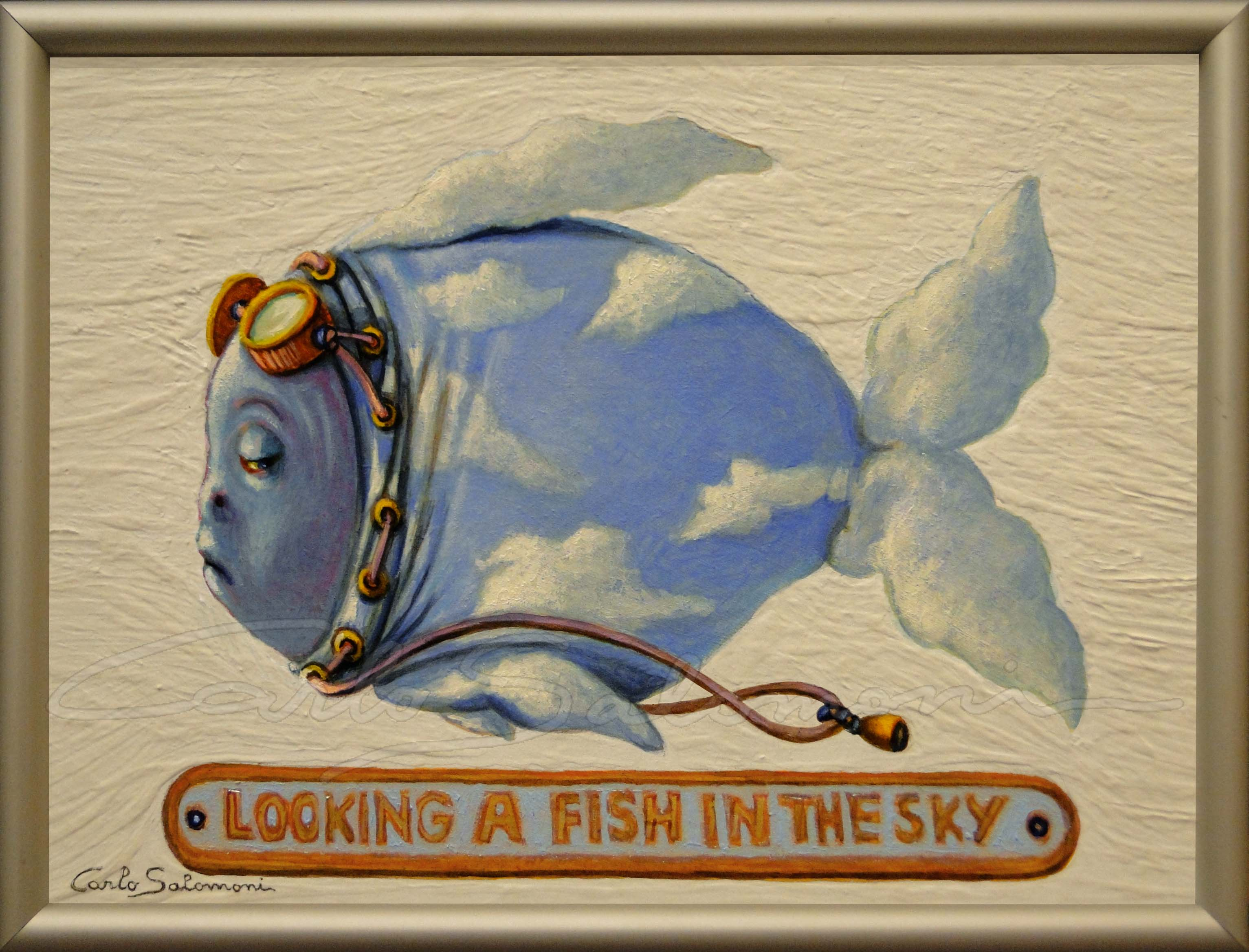 LOOKING A FISH IN THE SKY