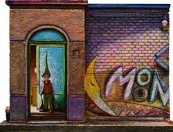 THE DOOR TO THE MOON