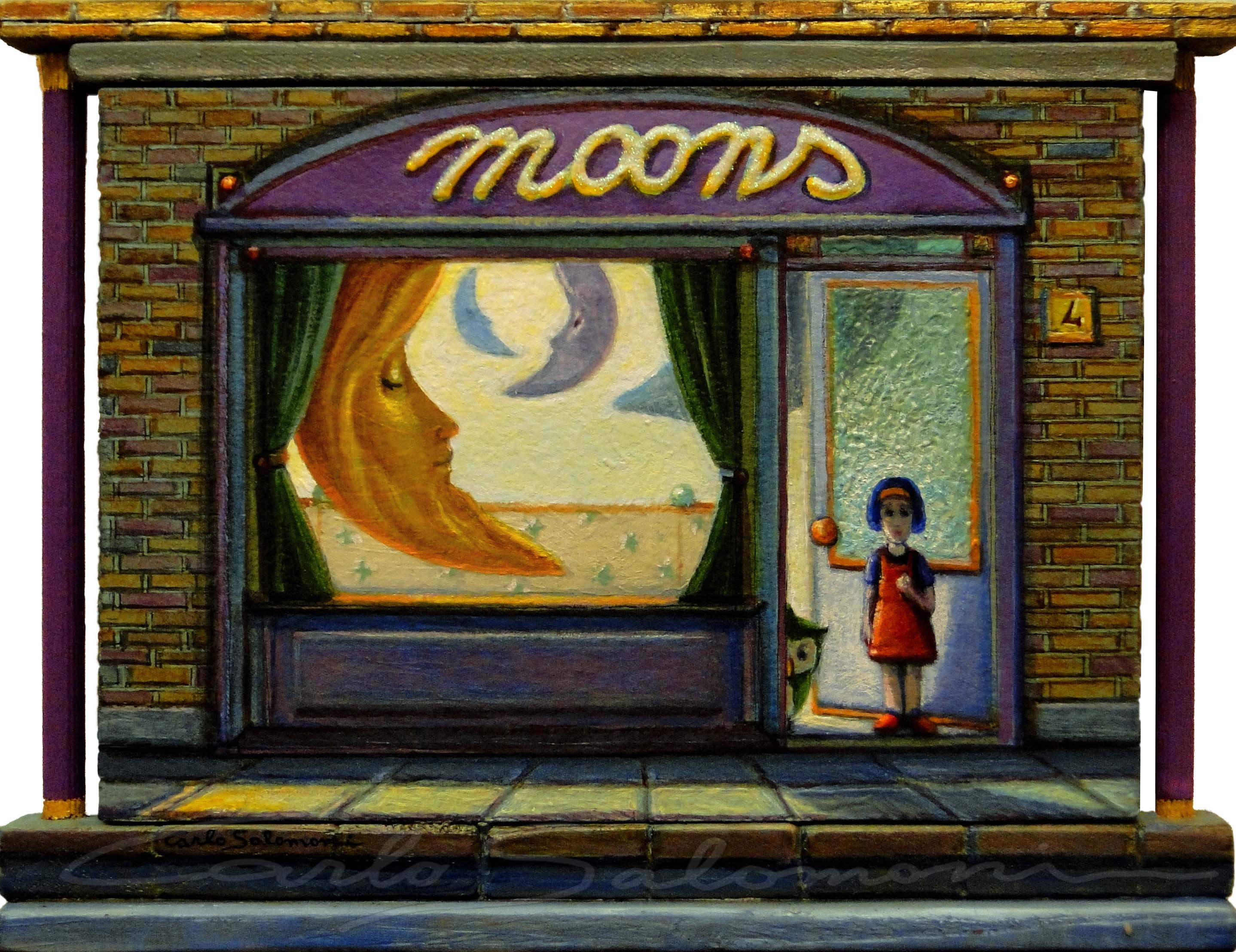 The shop of the Moons