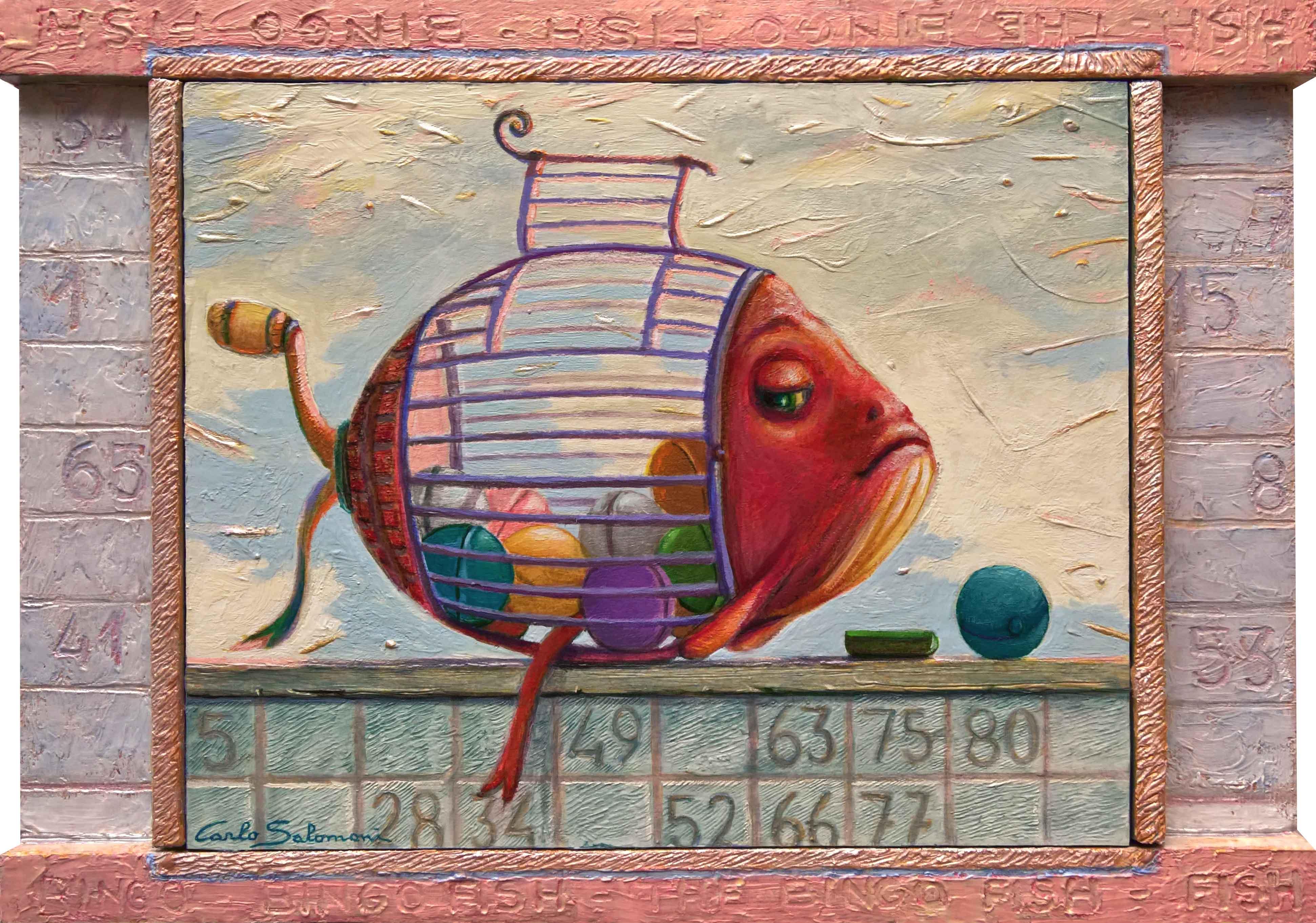 THE BINGO FISH