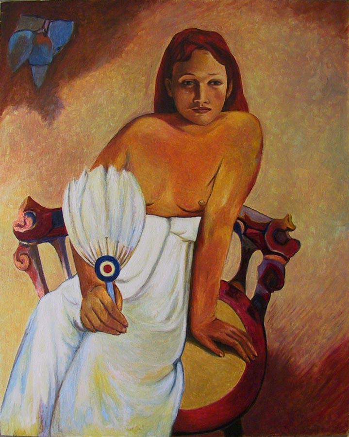 Gauguin copia da