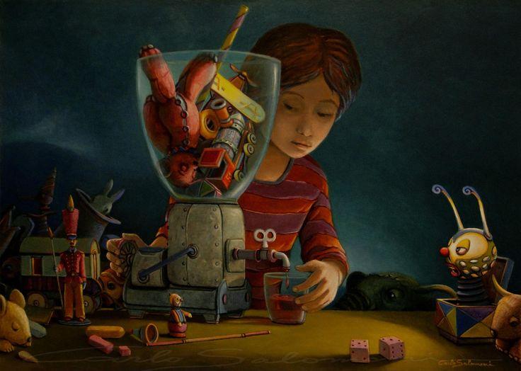 Juice Toys - 50 x 70 cm
