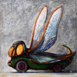 Dragonfly car