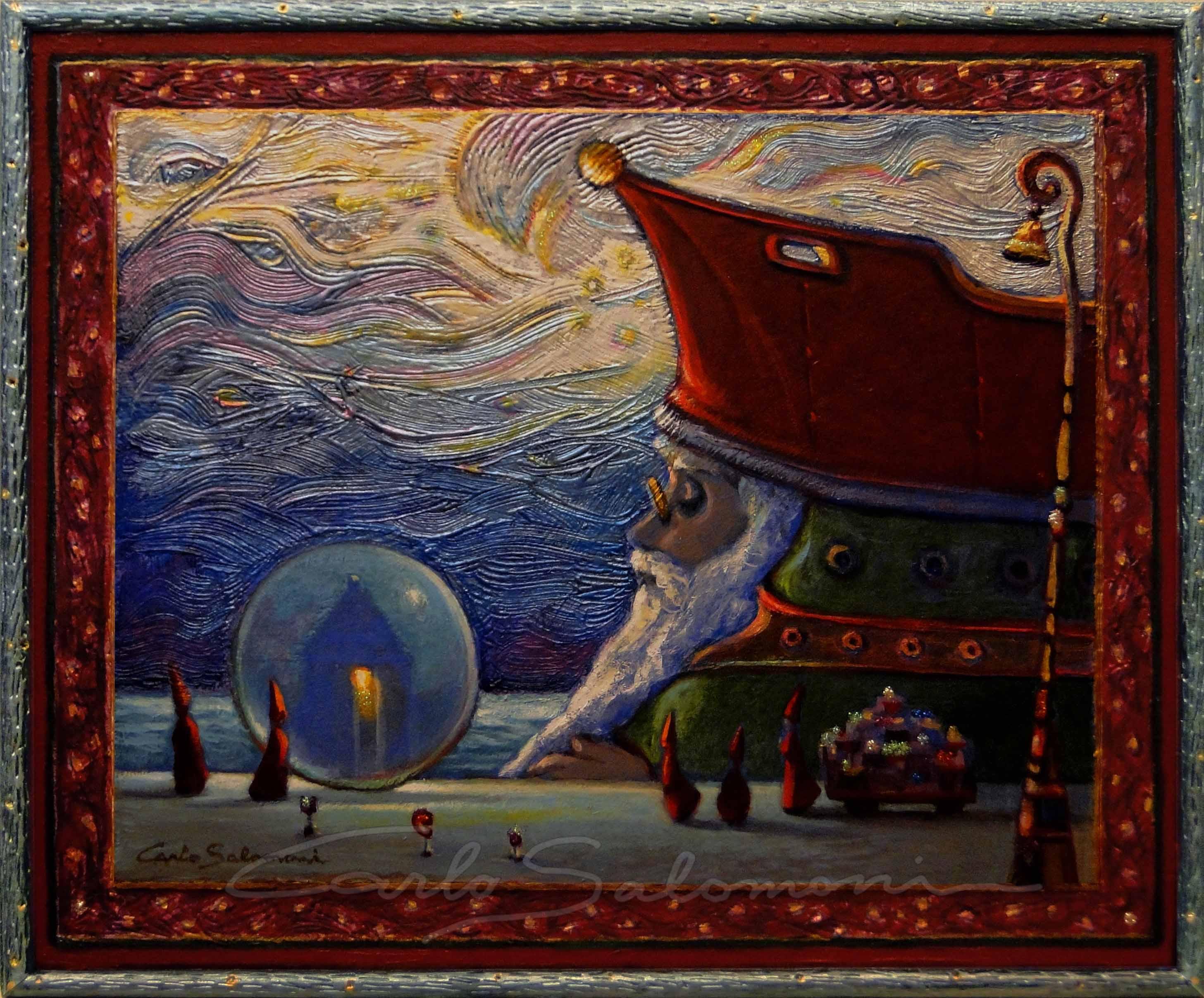 THE SHIP OF CHRISTMAS GIFTS