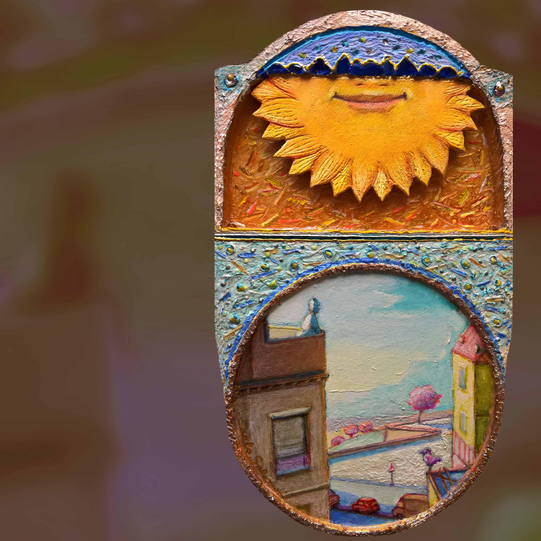 STAYHOME7, SUN -