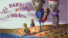IL BAMBINO E LA STELLA MARINA - racconto illustrato e narrato in video -