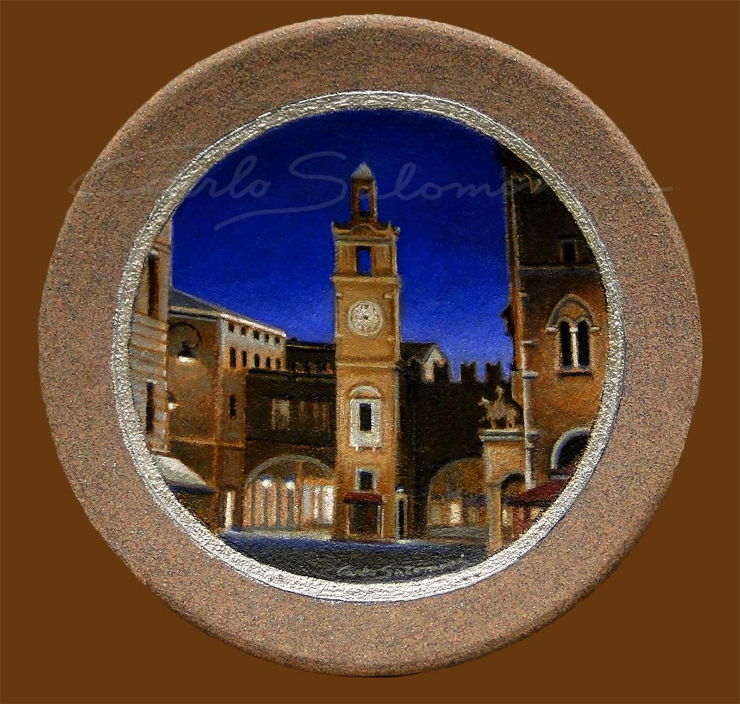 TORRE DELL'OROLOGIO -Ferrara -