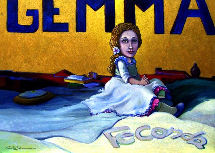 Gemma feconda - FECUND GEMMA