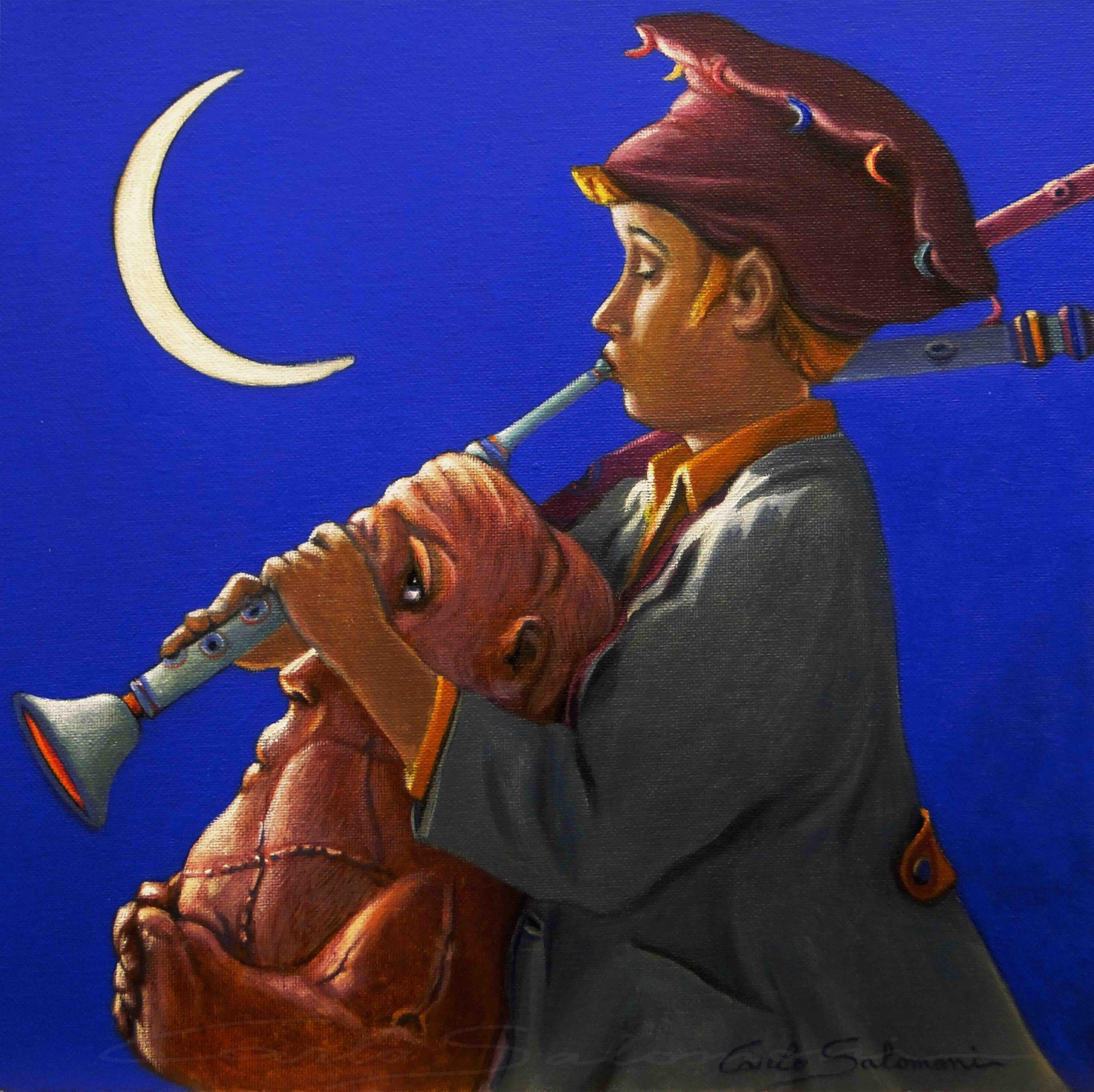 The magic cornamusa