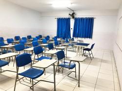 Sala de aula - Colégio Maha-Dei