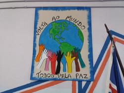 Feira Cultural - Todos pela paz