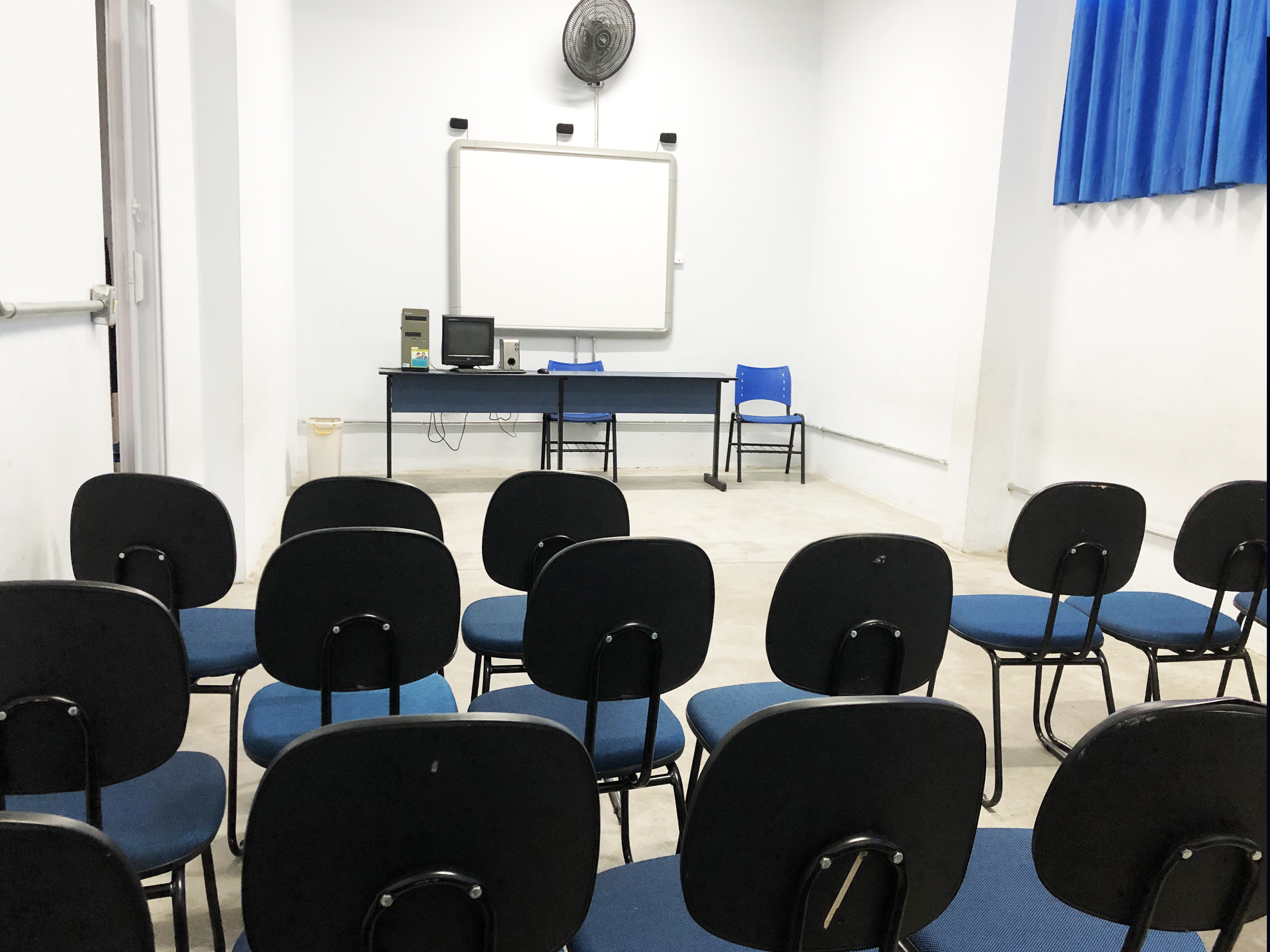 Lousa digital - Colégio Maha-Dei