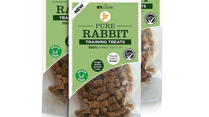 JR Rabbit Training Treats