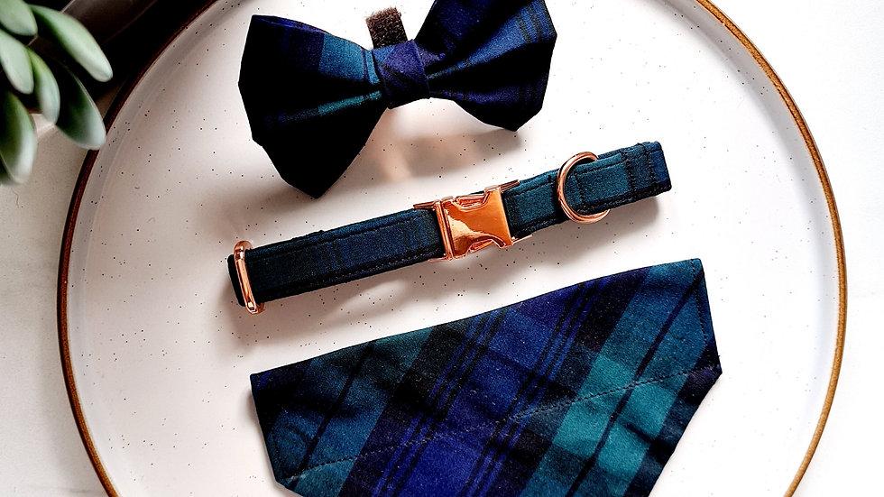 Angus Tartan Collar