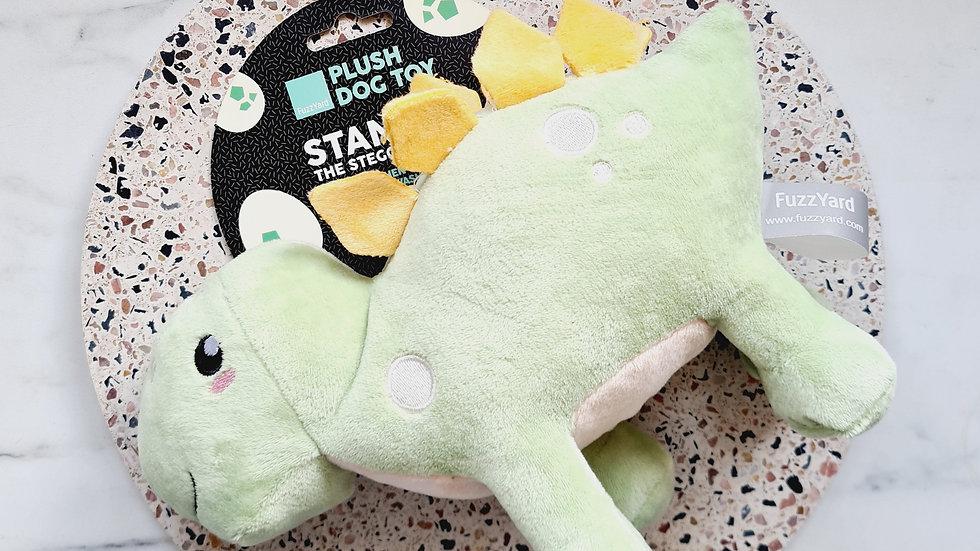 Stannis The Stegosaurus Dog Toy