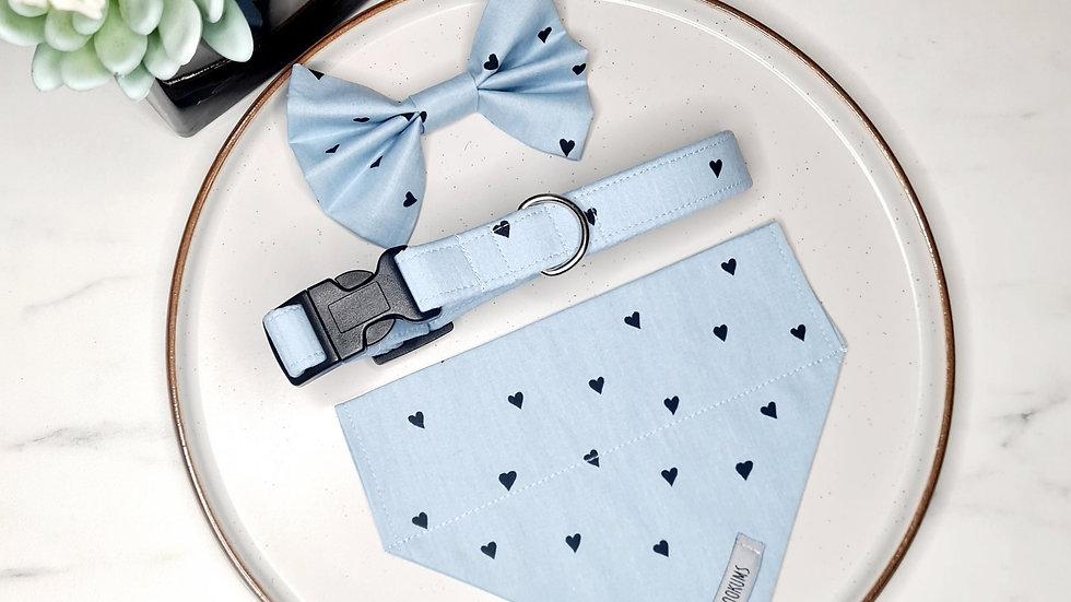 Valentine - Baby Blue Set
