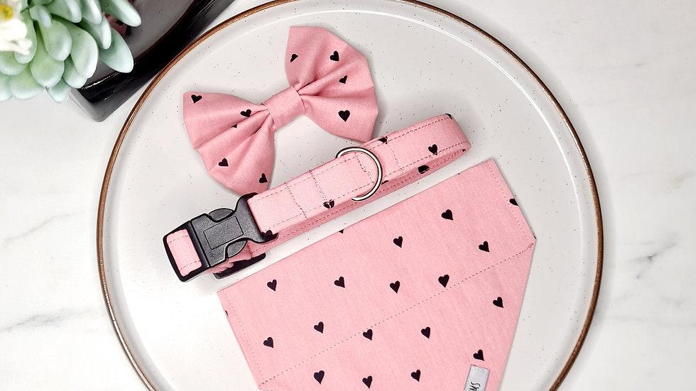 Valentine - Sweet Pink Set