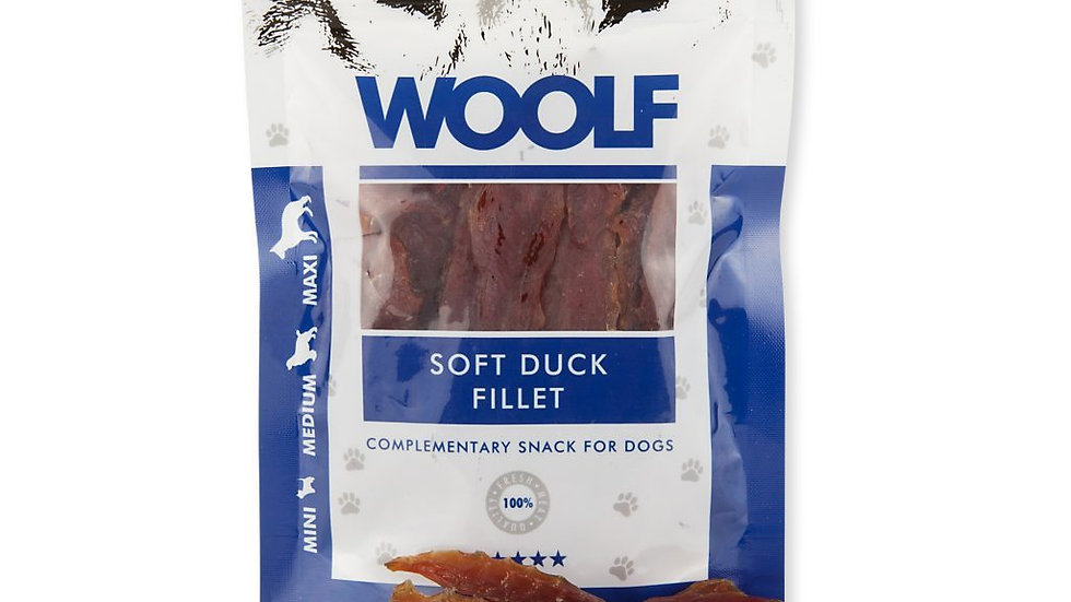 Woolf Soft Duck Fillet