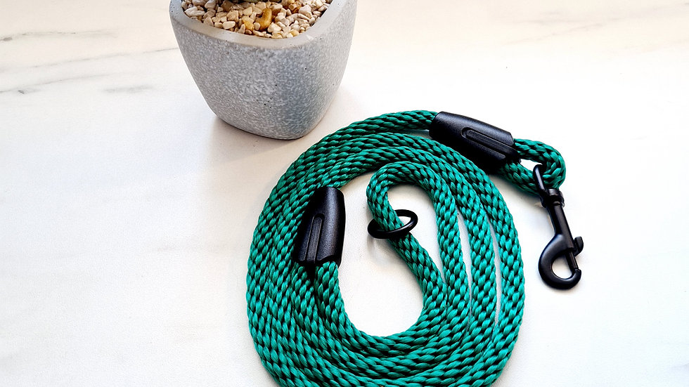 Forrest Green Rope Lead