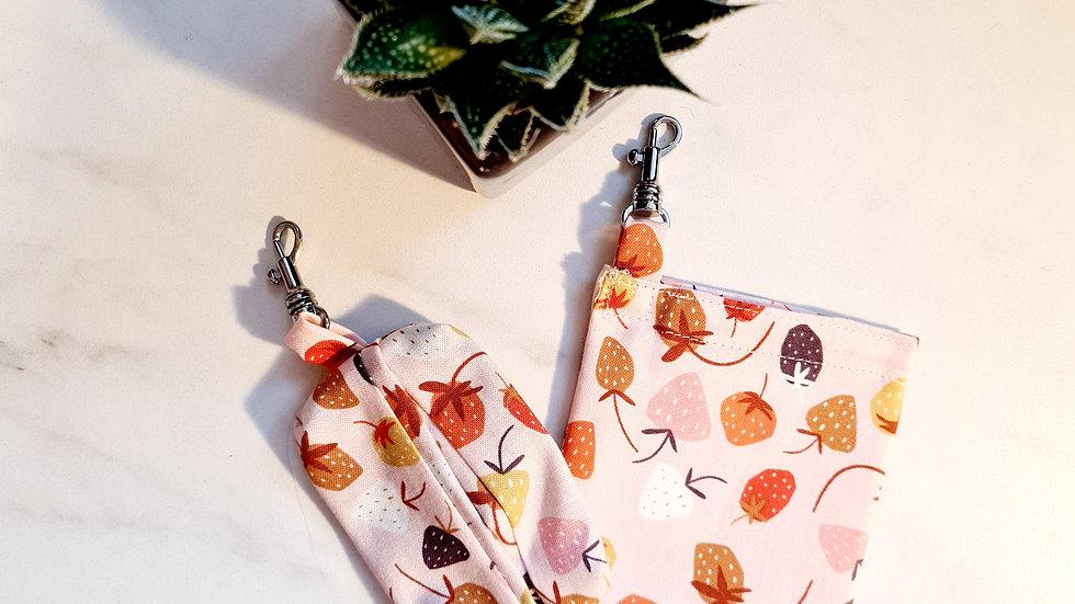 Summer Strawberries Treat Bag