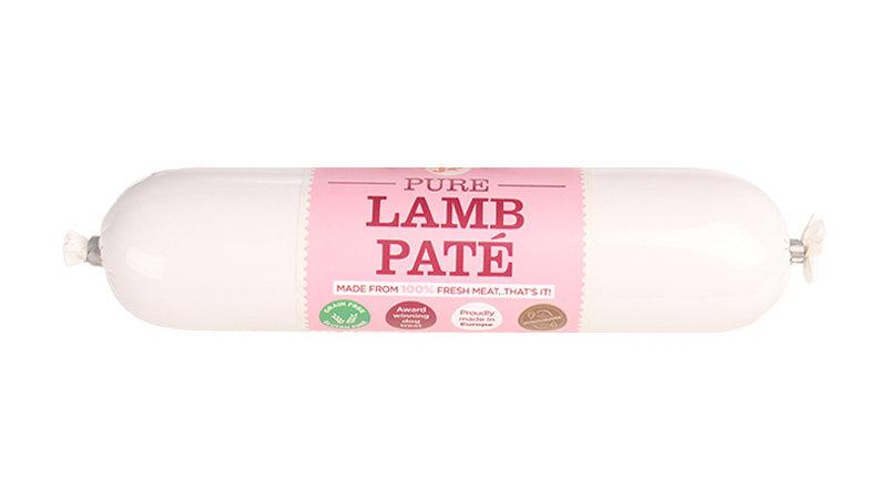JR Lamb Pate 200g