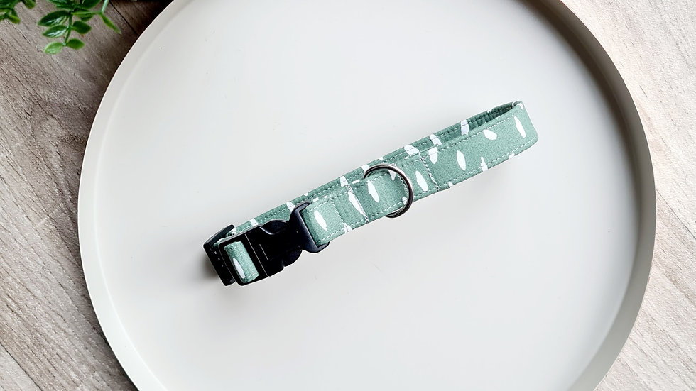 Speckled Sage Collar