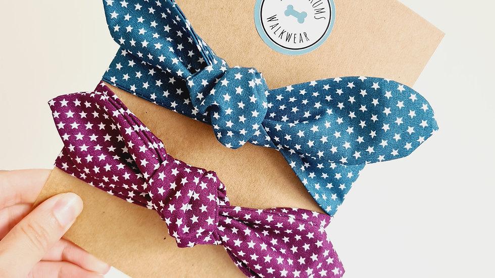 Starry Night Neckties