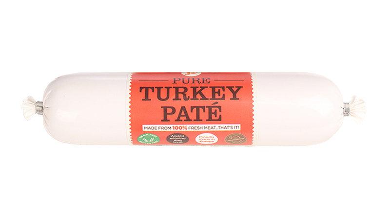 JR Turkey Pate 200g